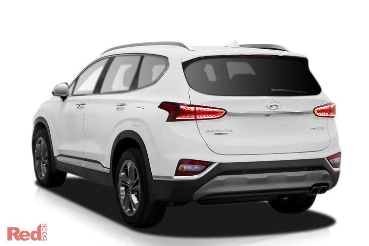 2019 Hyundai Santa FE Highlander TM MY19