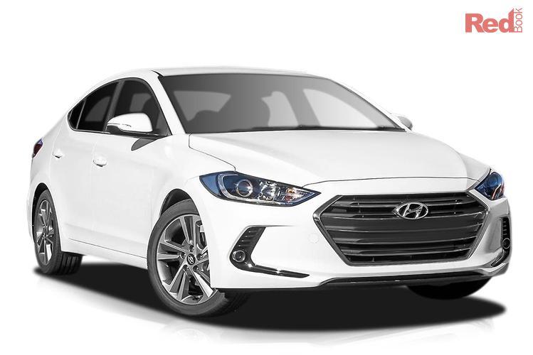 2018 Hyundai Elantra Elite AD MY18