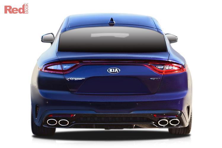 2018 KIA Stinger GT CK MY18