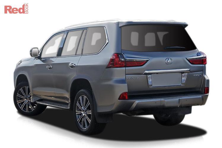 2021 Lexus LX LX570 URJ201R 4X4 Dual Range