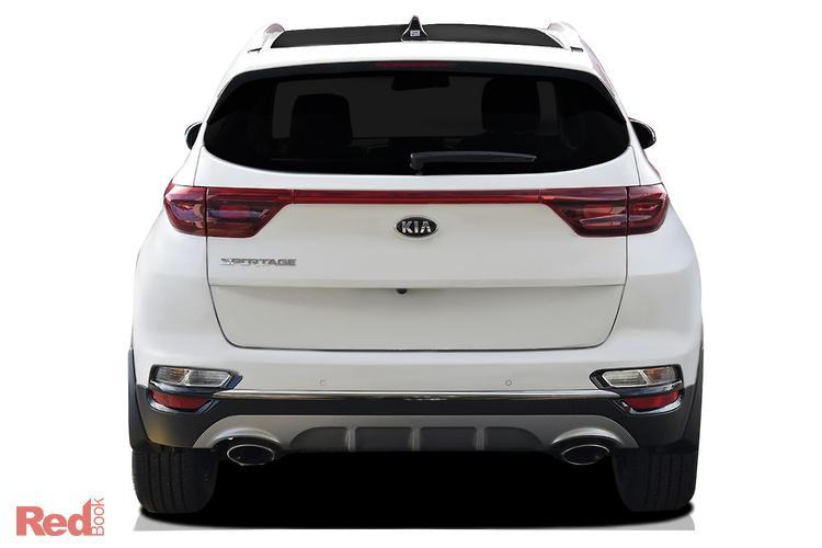 2018 KIA Sportage GT-Line QL MY19