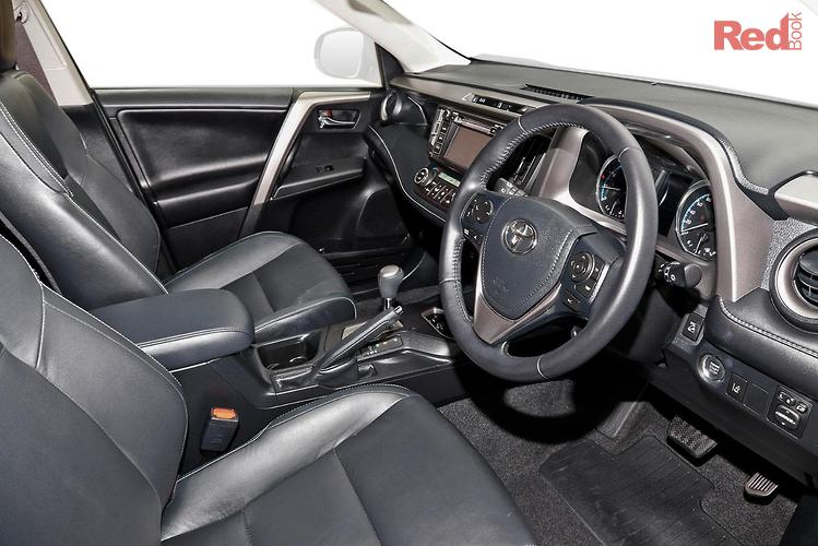 2017 Toyota RAV4 Cruiser ASA44R 4X4 On Demand