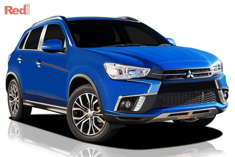 2018 Mitsubishi ASX XLS XC MY18