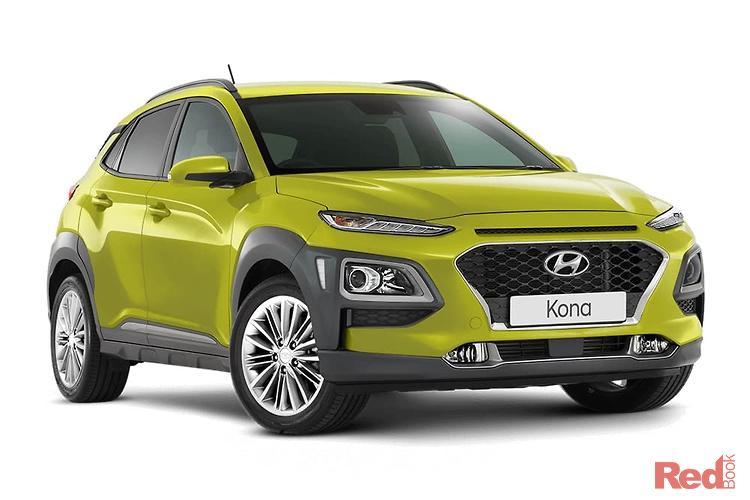 2018 Hyundai Kona Elite OS.2 MY19