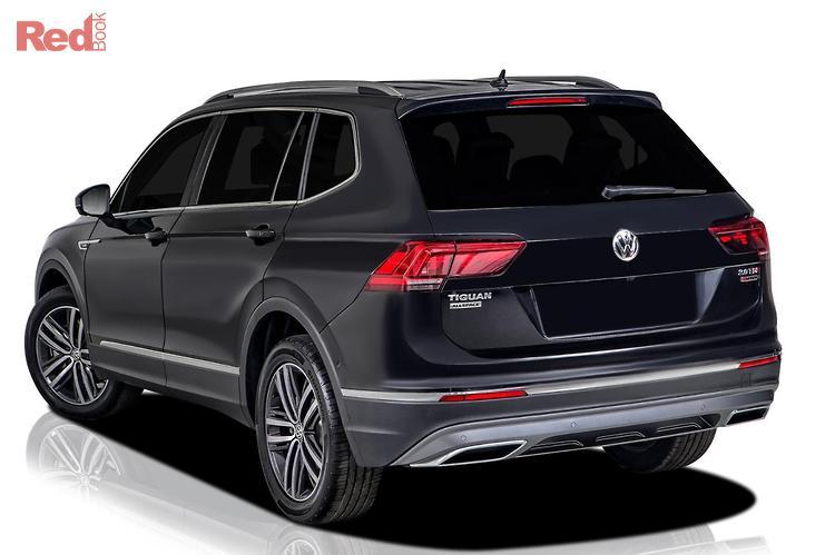 2018 Volkswagen Tiguan 140TDI Highline Allspace 5N MY18