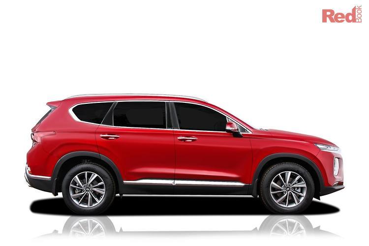 2018 Hyundai Santa FE Elite TM MY19
