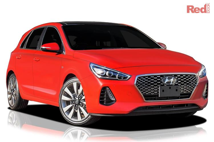 2017 Hyundai I30 SR Premium PD MY18