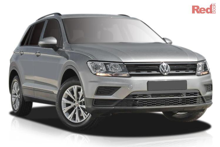 2018 Volkswagen Tiguan 110TSI Trendline 5N MY18