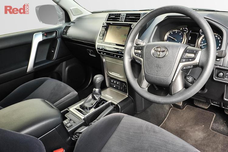 2018 Toyota Landcruiser Prado GX GDJ150R