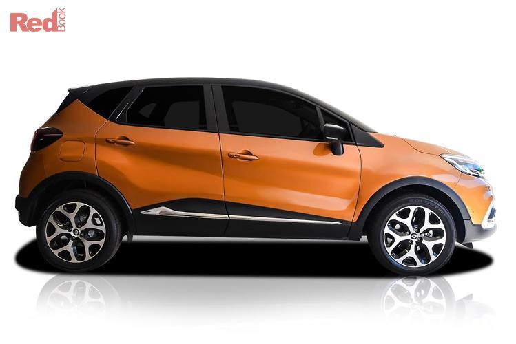 2018 Renault Captur Intens J87
