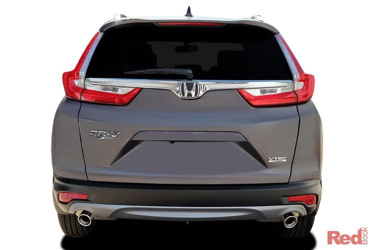 2018 Honda CR-V +sport RW MY18