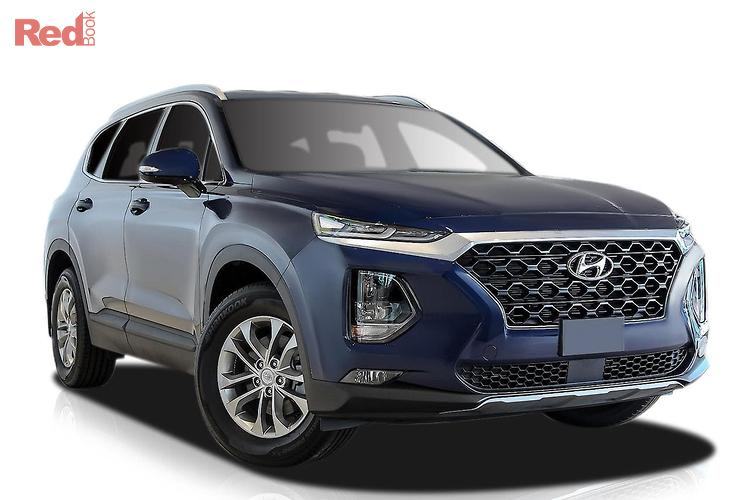 2019 Hyundai Santa FE Active TM MY19 4X4 On Demand