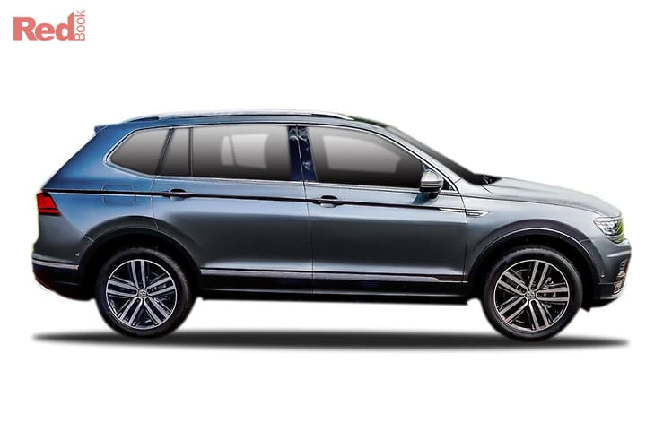2018 Volkswagen Tiguan 162TSI Highline Allspace 5N MY19