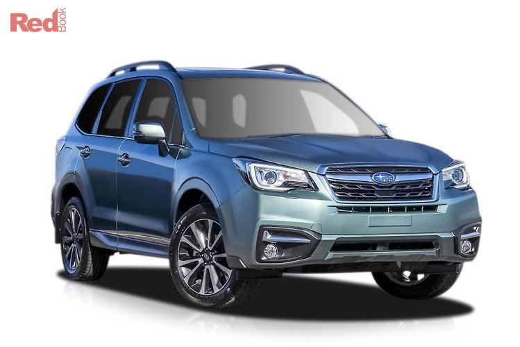 2018 Subaru Forester 2.5I-S S4 MY18