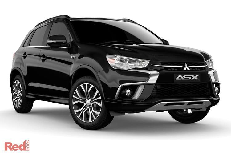 2019 Mitsubishi ASX Exceed XC MY19