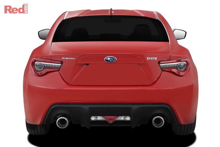 2018 Subaru BRZ  Z1 MY18