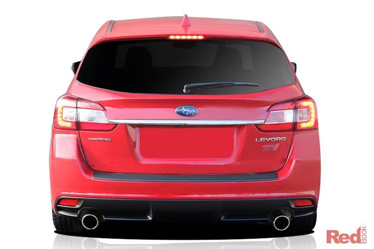 2018 Subaru Levorg 2.0 STI Sport V1 MY18