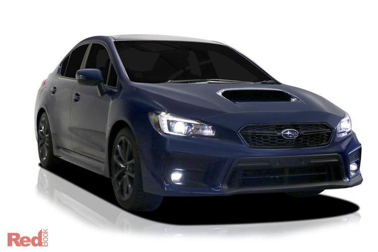 2018 Subaru WRX Premium V1 MY18