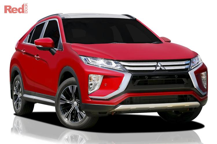 2018 Mitsubishi Eclipse Cross Exceed YA MY18 4X4 On Demand