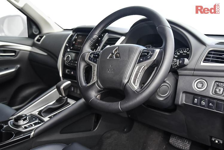 2018 Mitsubishi Pajero Sport GLS QE MY18