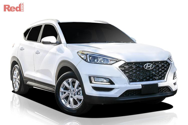 2020 Hyundai Tucson Active TL4 MY20