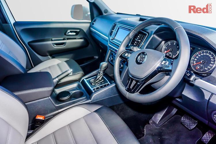 2018 Volkswagen Amarok TDI550 Dark Label 2H MY18