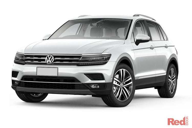 2018 Volkswagen Tiguan 162TSI Highline 5N MY19
