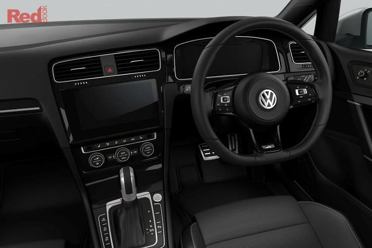 2018 Volkswagen Golf R 7.5 MY19