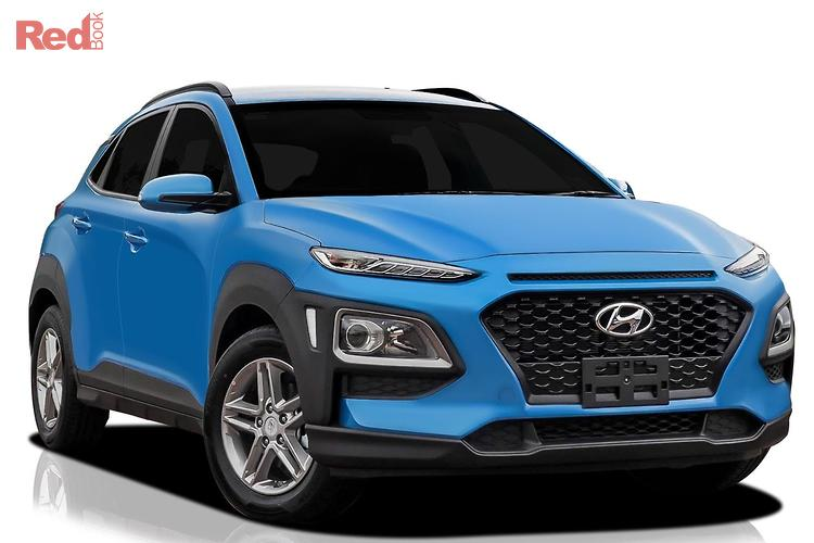2018 Hyundai Kona Active OS.2 MY19