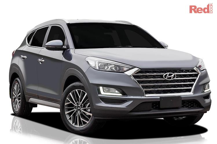 2019 Hyundai Tucson Elite TL3 MY20
