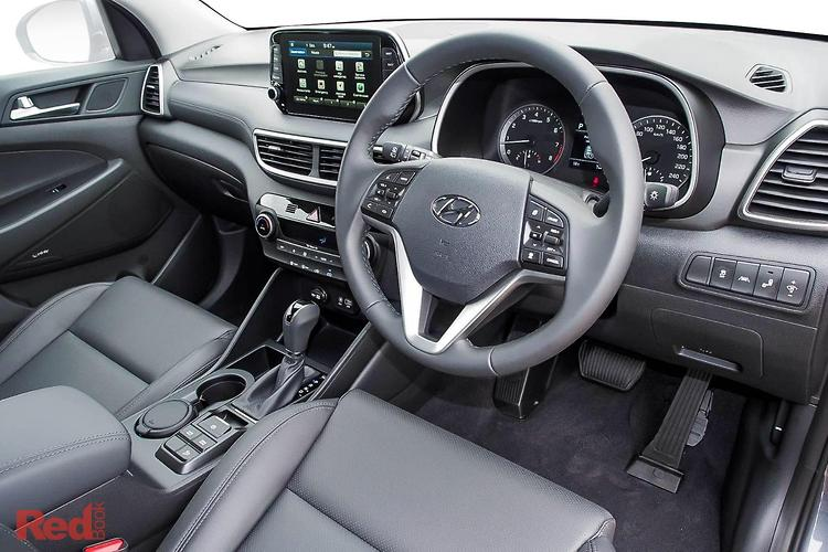 2020 Hyundai Tucson Elite TL3 MY20