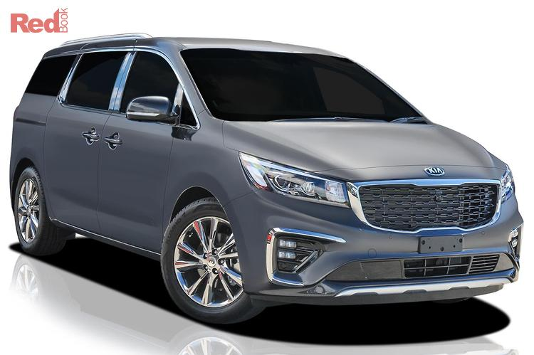 2018 Kia Carnival Platinum Yp My19 Snow White Pearl For Sale At