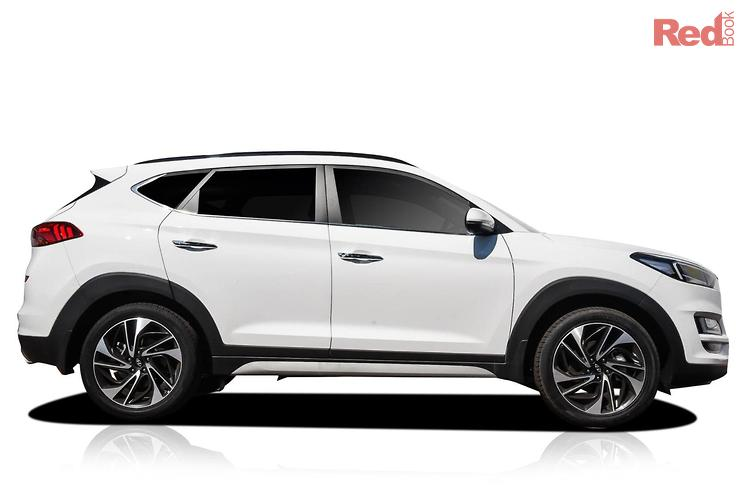 2020 Hyundai Tucson Highlander TL3 MY20 4X4 On Demand