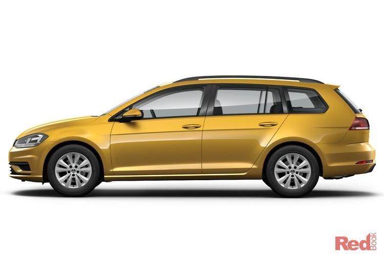2018 Volkswagen Golf 110TSI Trendline 7.5 MY19