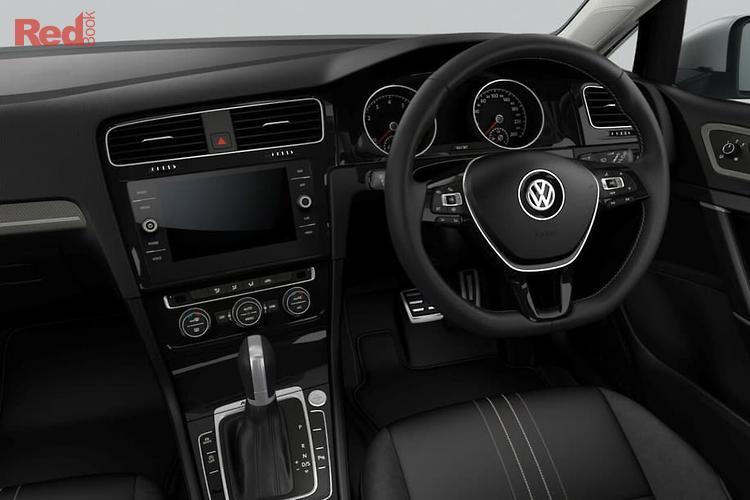 2018 Volkswagen Golf Alltrack 132TSI 7.5 MY19