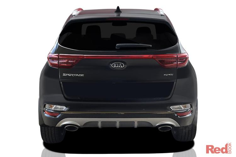 2018 KIA Sportage GT-Line QL MY19 4X4 On Demand