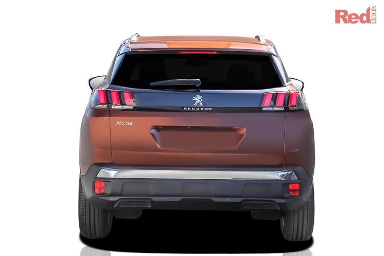 2017 Peugeot 3008 Active P84 MY18