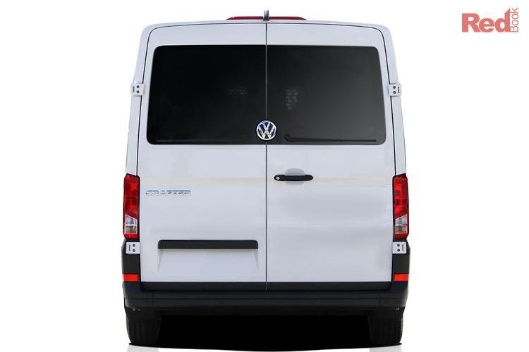 2019 Volkswagen Crafter 35 TDI410 SY1 MY20