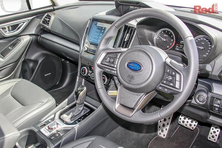2019 Subaru Forester 2.5I-S S5 MY19