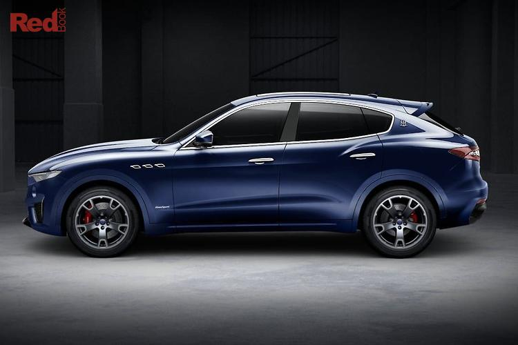 2019 Maserati Levante S Gransport M161 MY20 4X4 On Demand
