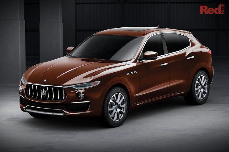 2020 Maserati Levante S Granlusso M161 MY20 4X4 On Demand