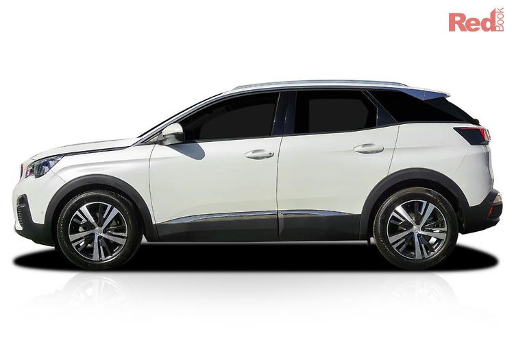 2018 Peugeot 3008 Allure P84 MY18