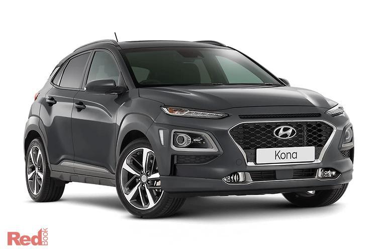 2018 Hyundai Kona Highlander OS.2 MY19