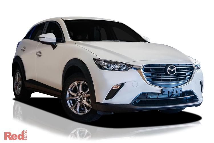 2019 Mazda CX-3 Maxx Sport DK