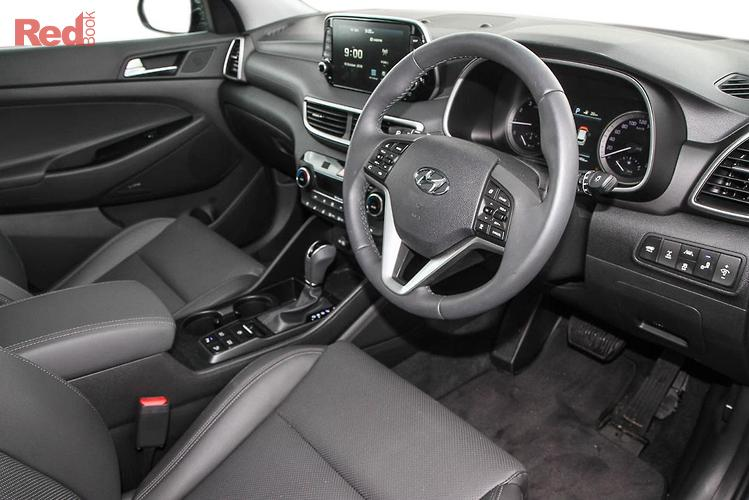 2018 Hyundai Tucson Highlander TL3 MY19 4X4 On Demand
