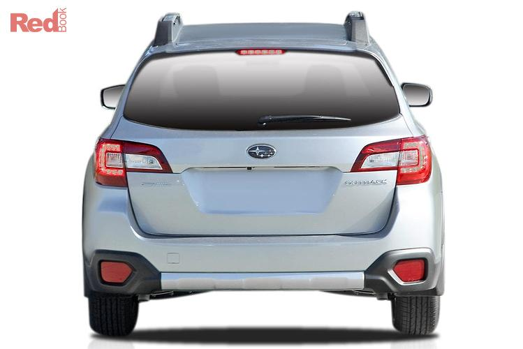 2018 Subaru Outback 3.6R 5GEN MY18
