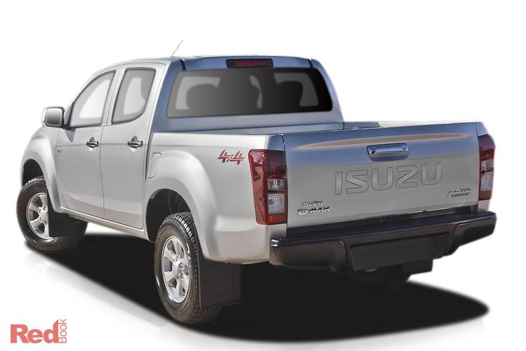 2018 Isuzu D-MAX LS-M MY18 4X4 Dual Range
