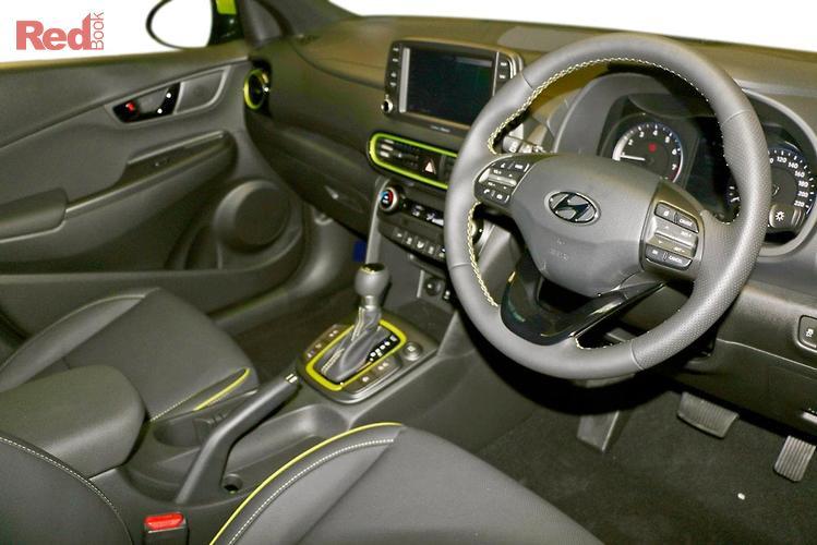 2019 Hyundai Kona Highlander OS.2 MY19