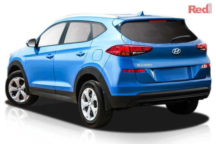 2018 Hyundai Tucson GO TL3 MY19