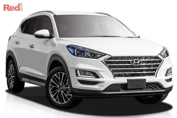 2018 Hyundai Tucson Elite TL3 MY19